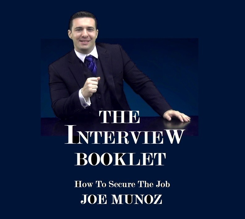 The Interview Booklet FREE EBOOK