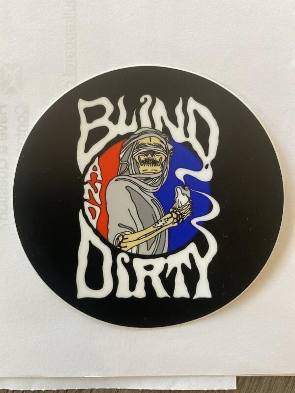 "3"" premium glossy vinyl sticker"