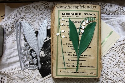 Dies Lily of the valley, Scrapfriend