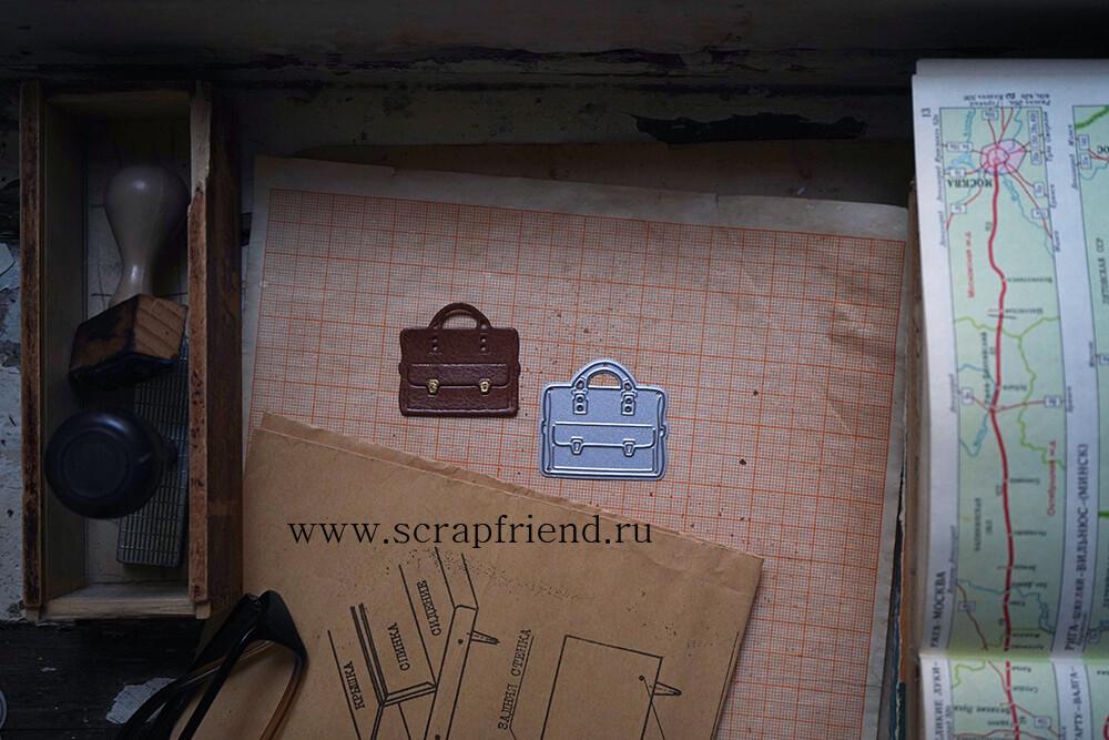 Die Bag, 3,5x3,5 cm, Scrapfriend