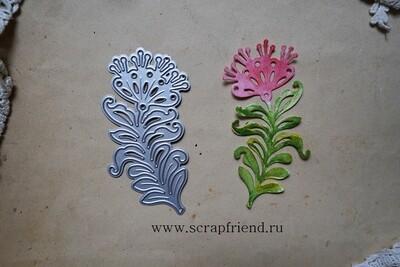 Die Fairytale - Scarlet flower, Scrapfriend