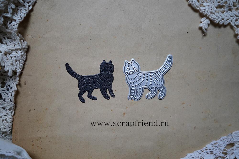 Die Fairytale - Cat, 4,5x4 cm, Scrapfriend