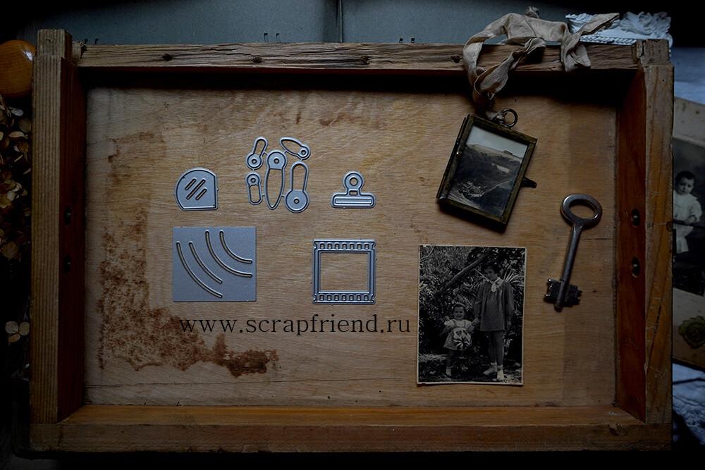 Craft dies set Memories maker, Scrapfriend