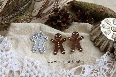 Die Gingerbread Man, Scrapfriend
