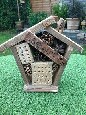 Haunted Bee & Bug House