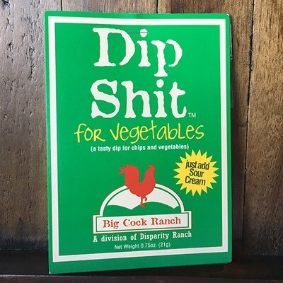 Dip Shit for Vegetable