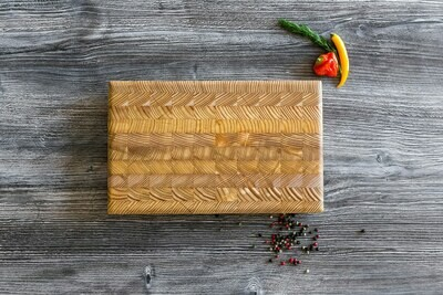 Larch Wood Cutting Board