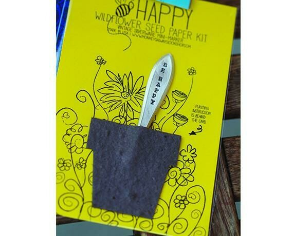 Bee Happy Wildflower Kit
