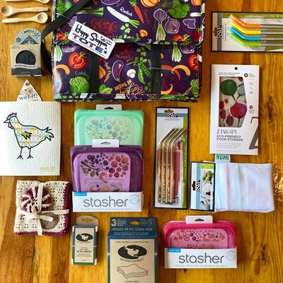Eco Friendly Foodie Gift Box™