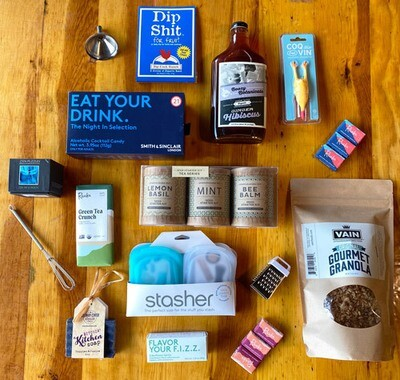 Stuck-at-Home Foodie Box