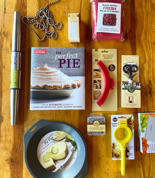 Pie Lover Foodie Box