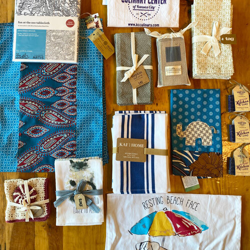 Linen Lover Foodie Box
