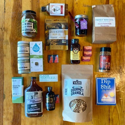 Food Lover Foodie Box
