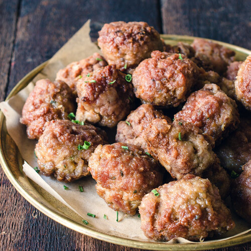 Quick & Easy Meatballs