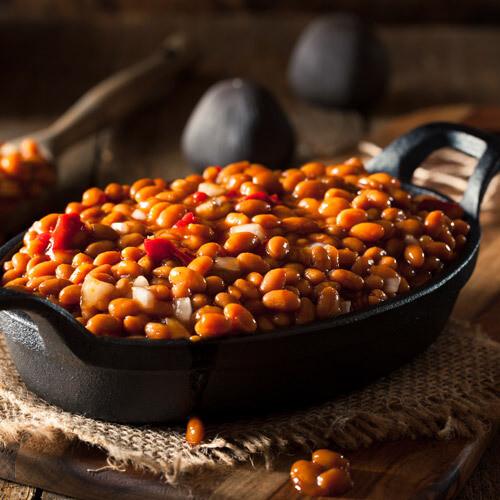 Bad-Ass BBQ Baked Beans