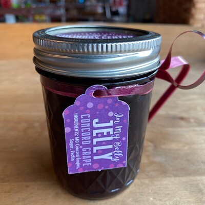 In My Belly Concord Grape Jelly