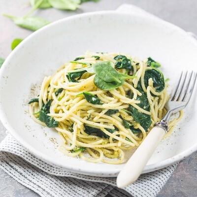 Spinach Alfredo Casserole