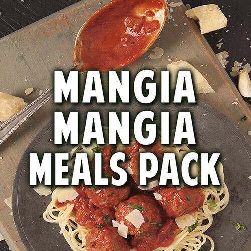 Mangia Mangia Meals Pack™