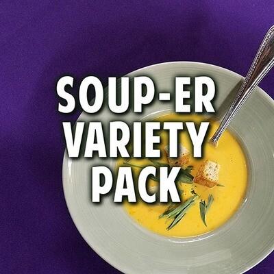 Soup-er Variety Meals Pack™