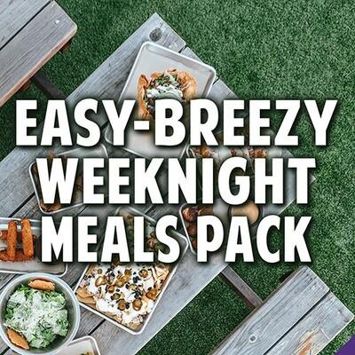 Easy-Breezy Weeknight Meals Pack™