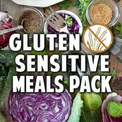 Gluten Sensitive Meals Pack™