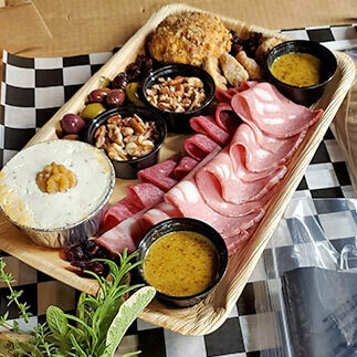 A Charcuterie Board For Any Occasion