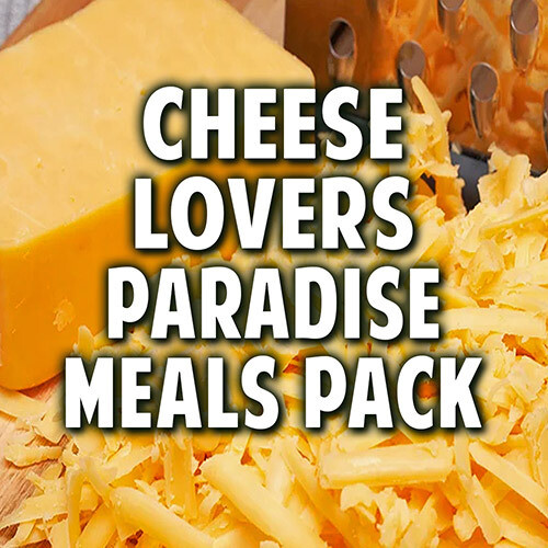 Cheese Lovers Paradise Meal Pack™