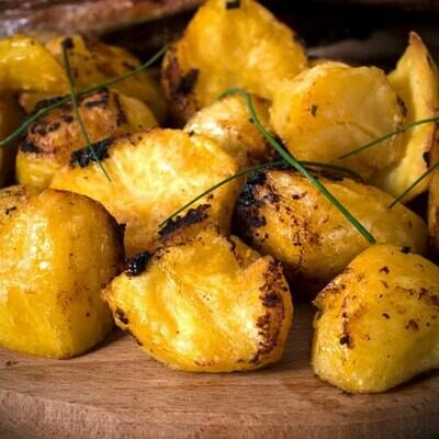 Grandma Abitz Smashed Potatoes