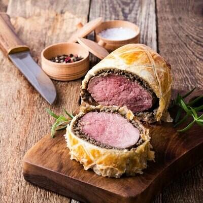 Elegant Beef Wellington