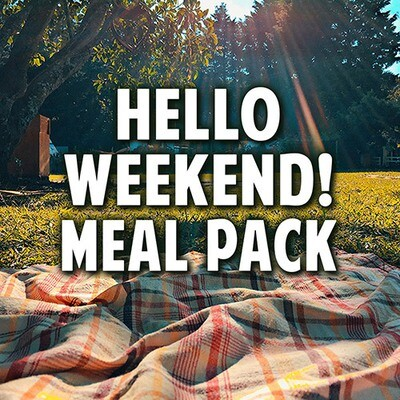 Hello Weekend! Meal Pack™
