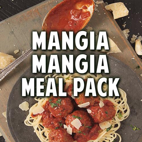 Mangia Mangia Meal Pack™
