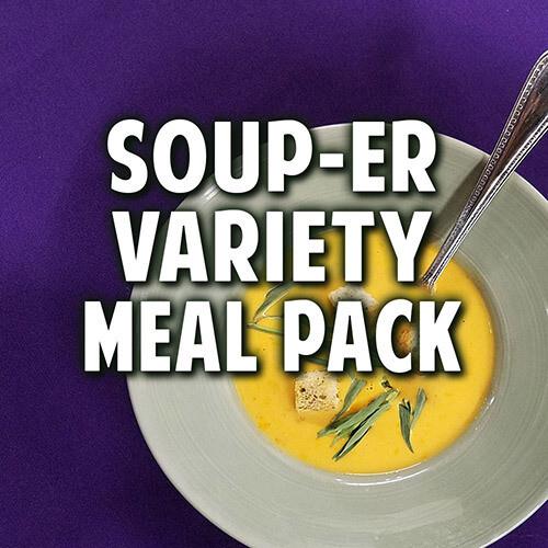 Soup-er Variety Meal Pack™