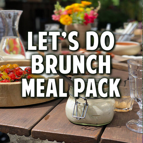 Let's Do Brunch Meal Pack™