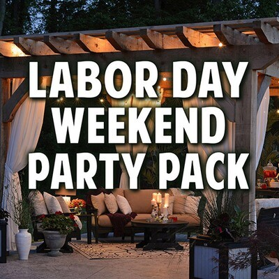 Labor Day Weekend Party Pack™