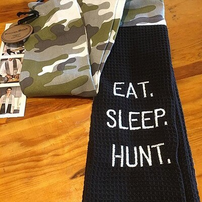 Eat. Sleep. Hunt. Kitchen Boa®
