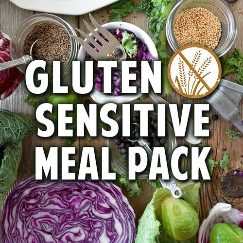 Gluten Sensitive Meal Pack™