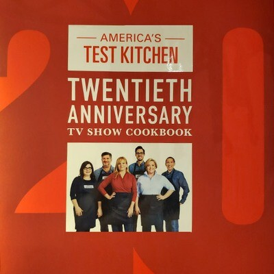 America's Test Kitchen Twentieth Anniversary