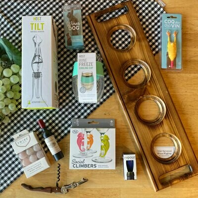 Wine Lover's Foodie Gift Box™