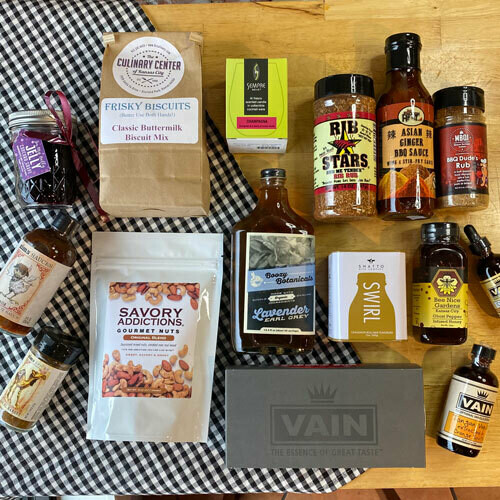 KC Food Lover's Foodie Gift Box™