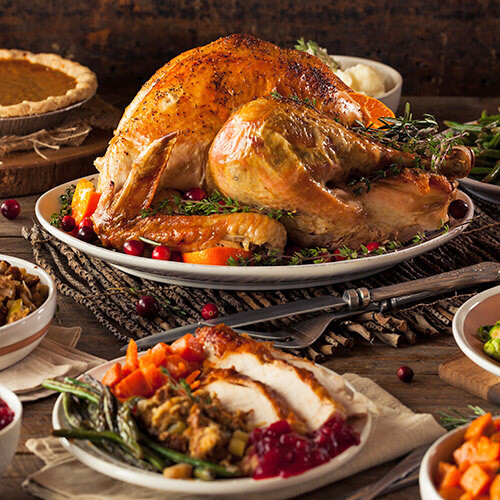 The Complete Thanksgiving Dinner