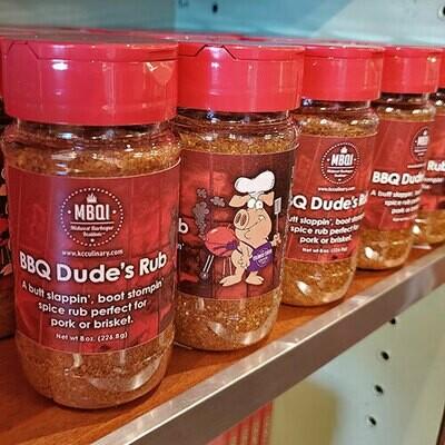 BBQ Dude's Rub