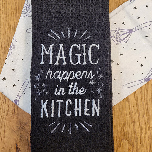 'Magic Happens in the Kitchen' Kitchen Boa®