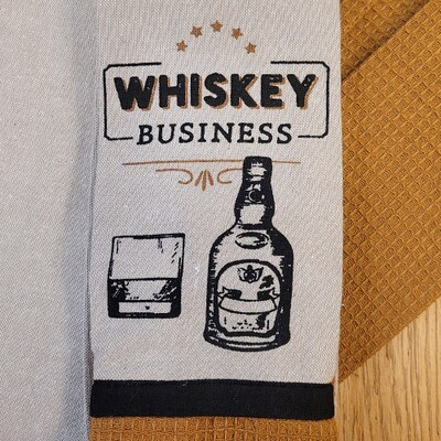 'Whiskey Business' Kitchen Boa®