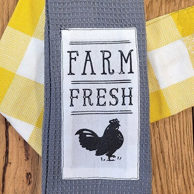 'Farm Fresh' Kitchen Boa®
