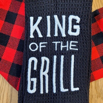 'King of the Grill' Kitchen Boa®