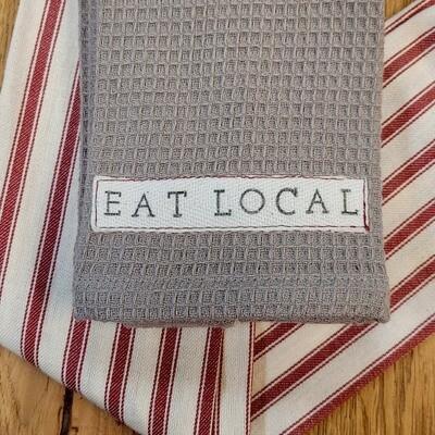 'Eat Local' Kitchen Boa®