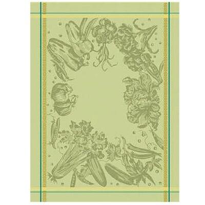 Veg Linen Tea Towel by Mierco