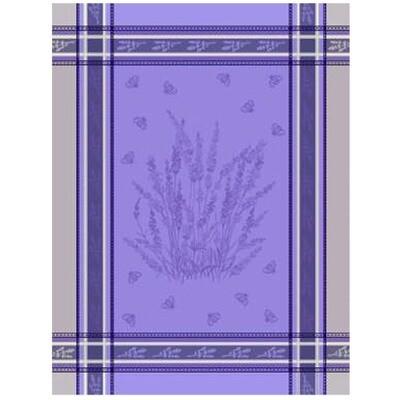 Lavender Vert Linen Tea Towel by Mierco