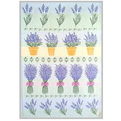 Lavender Classic Tea Towel by Mierco