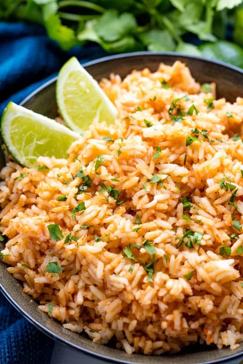 Seasoned Mexican Rice